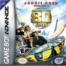 Around the World in 80 Days (Gameboy Advance) [Cart Only]