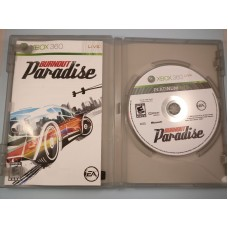 Burnout Paradise - Complete In Box (CIB) [XBOX 360]
