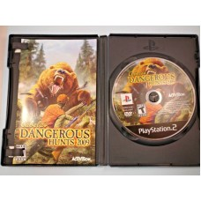 Cabela's Dangerous Hunts 2009 - Complete In Box (CIB) [Playstation 2]