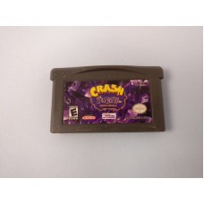Crash Bandicoot Purple (Gameboy Advance) [Cart Only]
