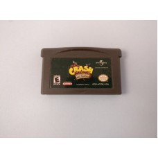 Crash Bandicoot the Huge Adventure (Gameboy Advance) [Cart Only]