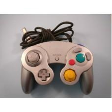 OEM Nintendo GameCube Controller Original Silver Platinum Game Cube Tested Works