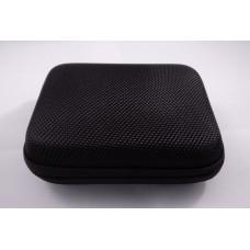 Black Hard Case Travel Carrying Bag Protector - Nintendo Gameboy GBA Advance SP