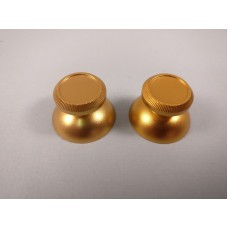 Brand New - PS4 Gold Metal Thumbsticks Replacements