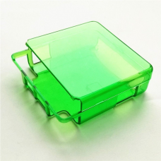 Hard Plastic Case for GBA SP - Green