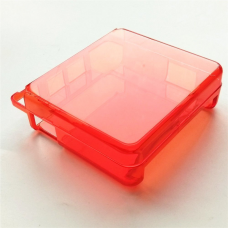 Hard Plastic Case for GBA SP - Red