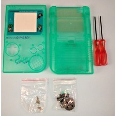 NEW Play It Loud Glow In Dark Housing Shell Enclosure for Nintendo Gameboy DMG