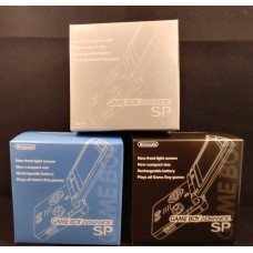 Retail Packaging Box for Gameboy Advance GBA SP