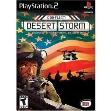 Conflict Desert Storm