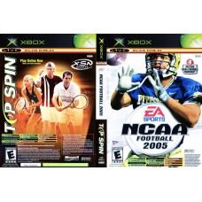 NCAA Football 2005 / Top Spin Combo
