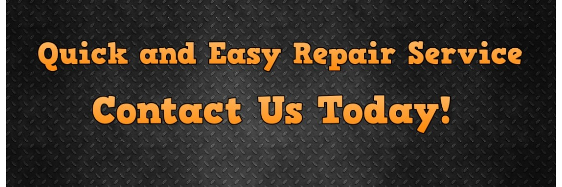 Quick and Easy Repair Service