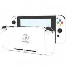 White Nintendo Switch